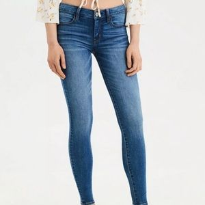 American Eagle Hi Rise Jegging Super Stretch Jeans